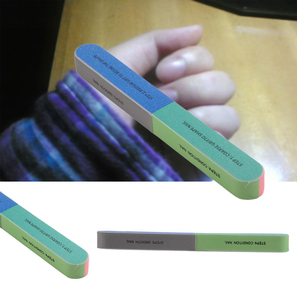 Wholesale New Nail File Art Polisher Manicure Nail Art Tips Sanding ...
