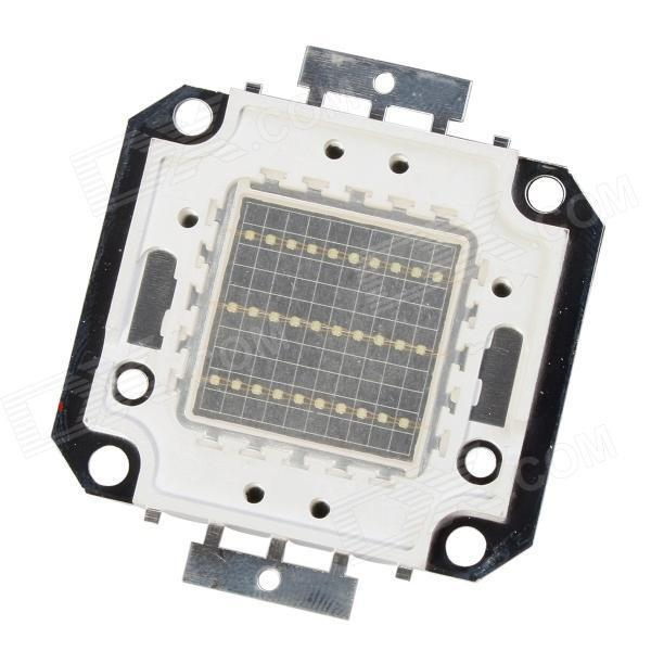 Bule Light 30W LED Chip Beads Module Emitter Diode Free Shipping