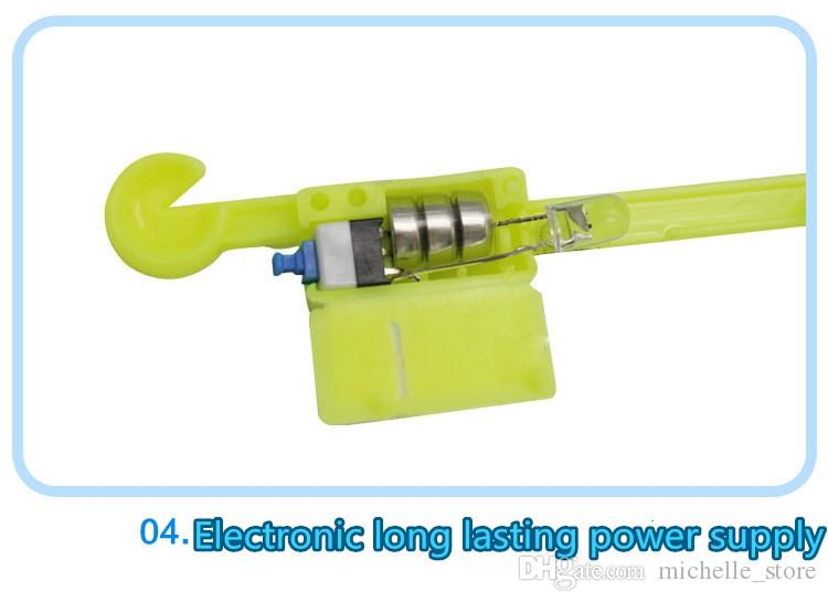 HOTTEST DHL Special Sale! Newest Toy LED Amazing Arrow Helicopter Flying Umbrella LED Flyer LED Arrow Helicopter WJ876