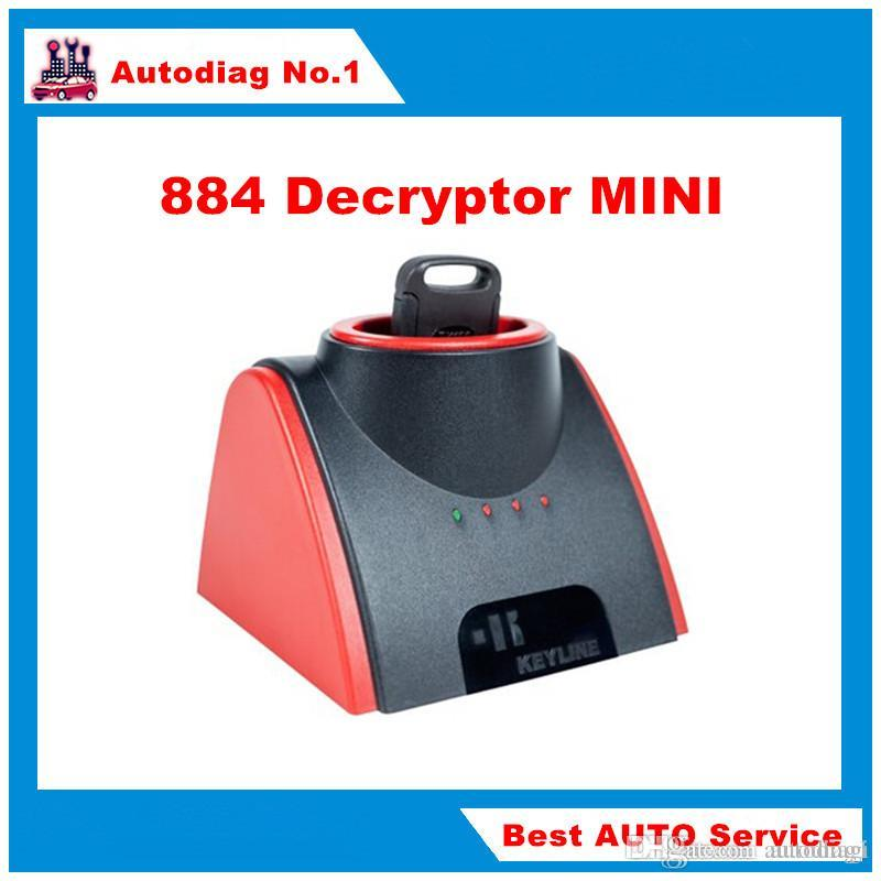 original Keyline 884 Decryptor MINI TKM  Xtreme Kit Car Key Cloning Tool  for id48 4c/4d and 46 chip DHL FREE SHIPPING