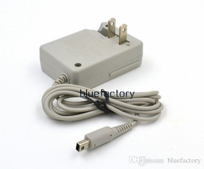 Adaptador de Carregador de energia AC Casa Parede Carregador de Bateria de Viagem Carregador de Cabo de Alimentação para Nintendo 3DSXL NDSi 3DS LL Dsi