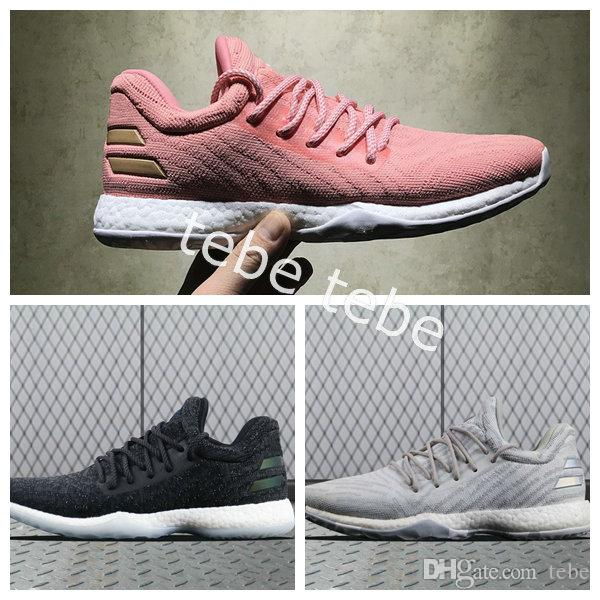 b4cc146700dc Real Boost Harden Vol.1.5 Night Life Mens Basketball Shoes Fast Life  Fashion Primeknit James Harden Shoes LS Outdoor Sports Training Sneaker  Barkley Shoes ...
