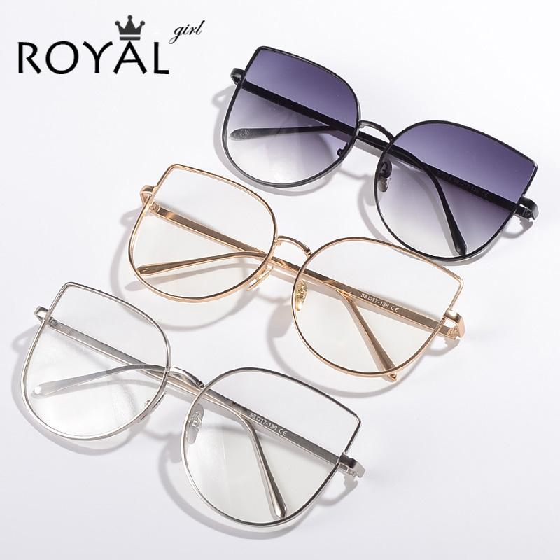 a0424c684282 ... Eyeglasses Frames Vintage Oversized Metal Optical Frames Clear Lens  Glasses Ss716 Boots Sunglasses Tifosi Sunglasses From Newcollection