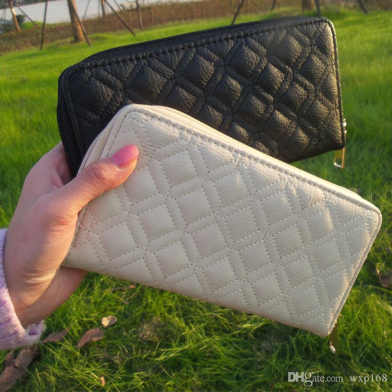 2017 новый женский бежевый черный кошелек европейский американский женский кошелек Kim Kardashian Burst KK бумажник карты сумка кошелек сумка