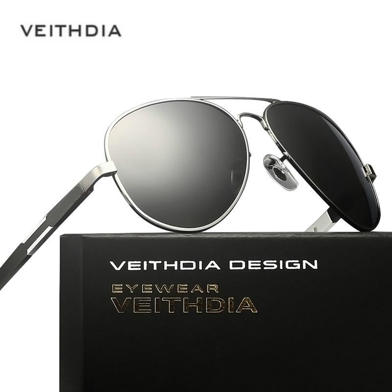 49a7a85383d32 Compre Alumínio Dos Homens De Condução Polarizada Óculos De Sol Esportes Ao  Ar Livre Óculos De Sol Para Homens Mulheres Marca Designer Moda Óculos De  Luxo ...