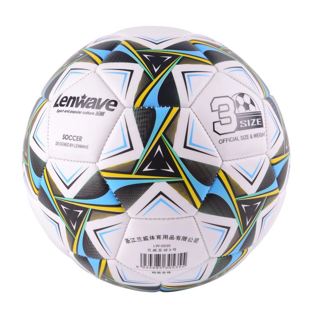 Compre Balón De Fútbol 3 Pelotas De Entrenamiento De Fútbol Tamaño Nuestros  Propios Productos De Fábrica Son El Mejor Precio Para Balón De Fútbol Al Por  ... f4591700b13ae