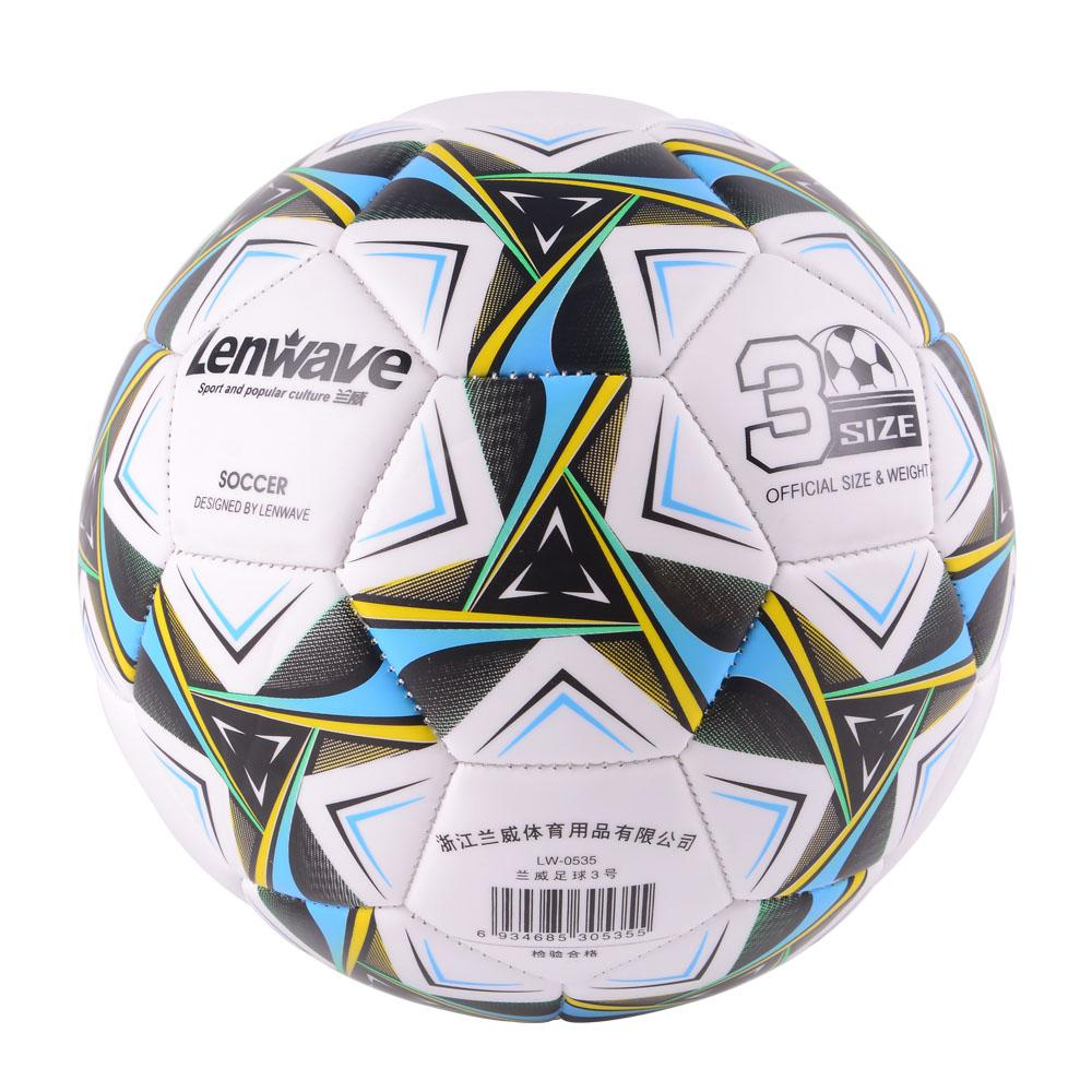 eb10a584020 Soccer Ball 3 Size Football Training Balls Our Own Factory Products Are Best  Priced For Wholesale Soccer Ball +GAS Needle 1 PCS