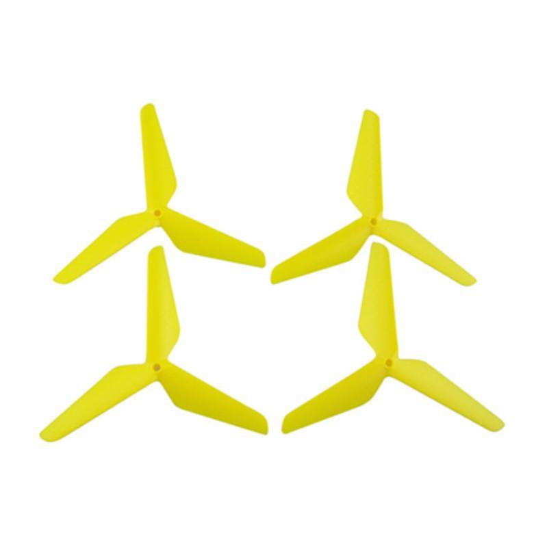 vendita all'ingrosso elica lama principale Syma X5 X5A X5C X5S X5SC X5W X5SW RC drone elica parti Spedizione gratuita