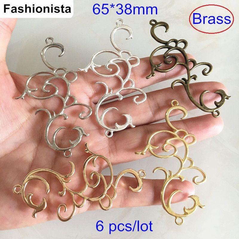 30-60pcs Lots Tibetan Silver Hook Eye Clasp DIY Jewelry Making 4 Style EB