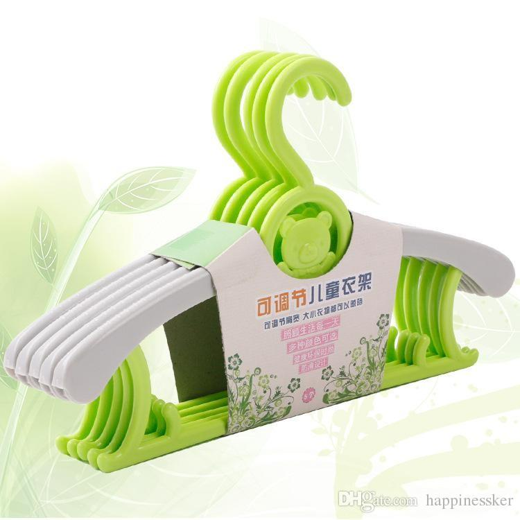 Brand Multifunction Child Plastic Clothing Drying rac Little Baby Newborns Dedicated Stand Rack Clothes Hangers Wholesale