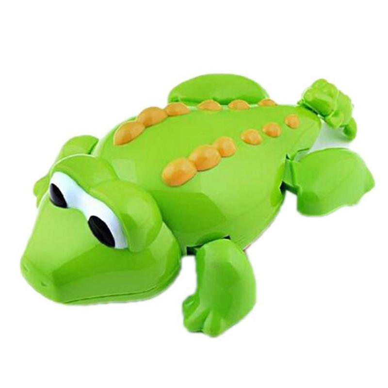 Online Cheap Wholesale Cute Alligator Baby Bathtub Toy For Kids Swim ...