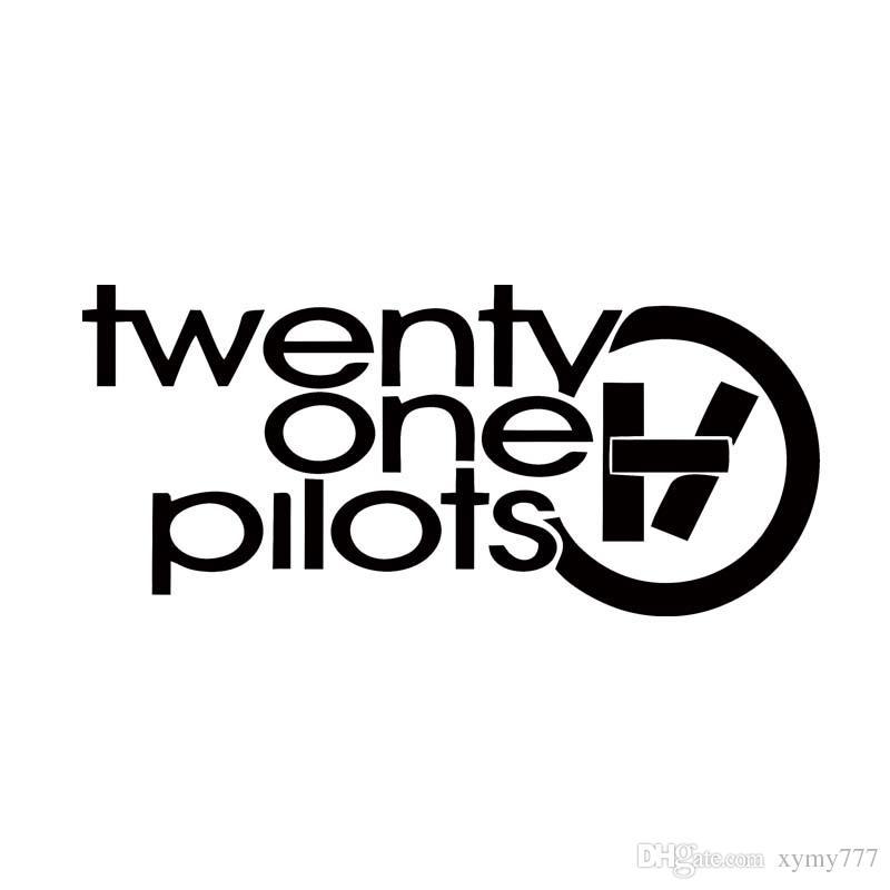 Twenty One Pilots Stickers Kamos Sticker