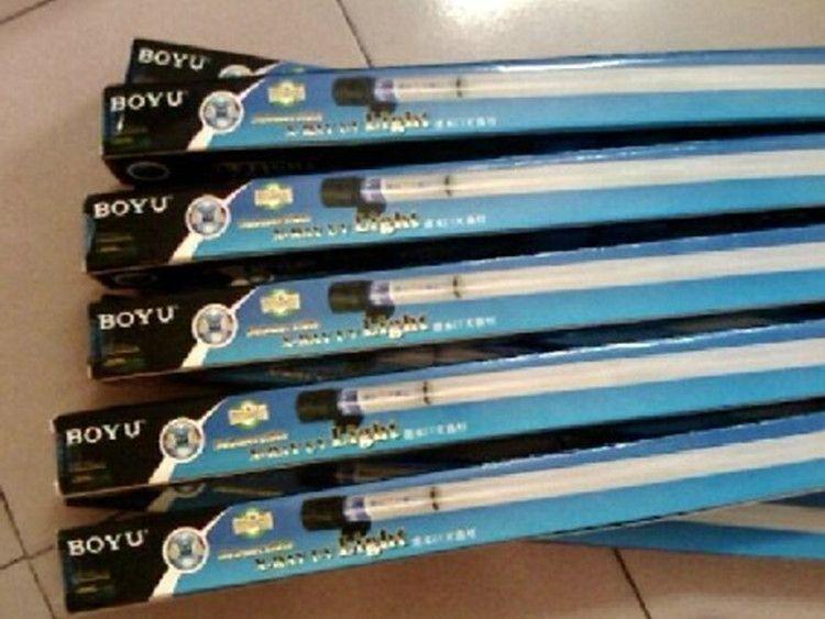 4W 6W 8W 10W 15W 20W acuario sumergible esterilizador UV Luz UV Ultravioleta Fish Tank RAY lámpara UVC Lámpara Esterilizador LUZ AC220