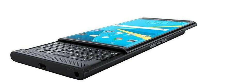 Reformado Original Blackberry Priv Teléfono Celular Desbloqueado Ram de 3 gb Rom 32GB de 5.4 Pulgadas 18MP 4G LTE