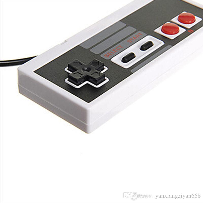 MAC Bilgisayar Oyun Denetleyici Gamepad YX-NES-01 için NES Windows PC En çok satan USB Denetleyicisi Oyun Gamerpad