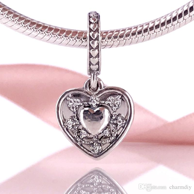 23bc8ac91 2019 My Wife Always Pendant Charm Authentic 925 Sterling Silver Beads Fits  European Style Jewelry Bracelets & Necklace 792099CZ From Charmdiy, ...