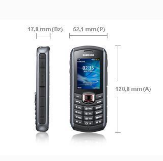 samsung b2710 gps