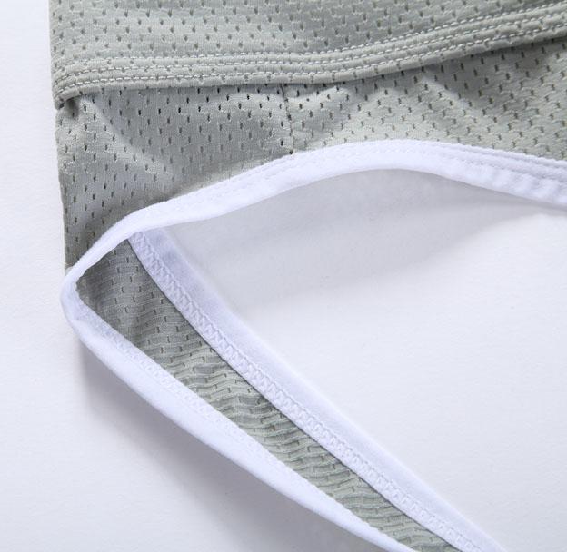 Men's Jockstrap Underwear 2017 Mens Mesh Jock Strap Thongs G-Strings Sexy Male Bikini Low Rise Bulge Pouch Boy Shorts