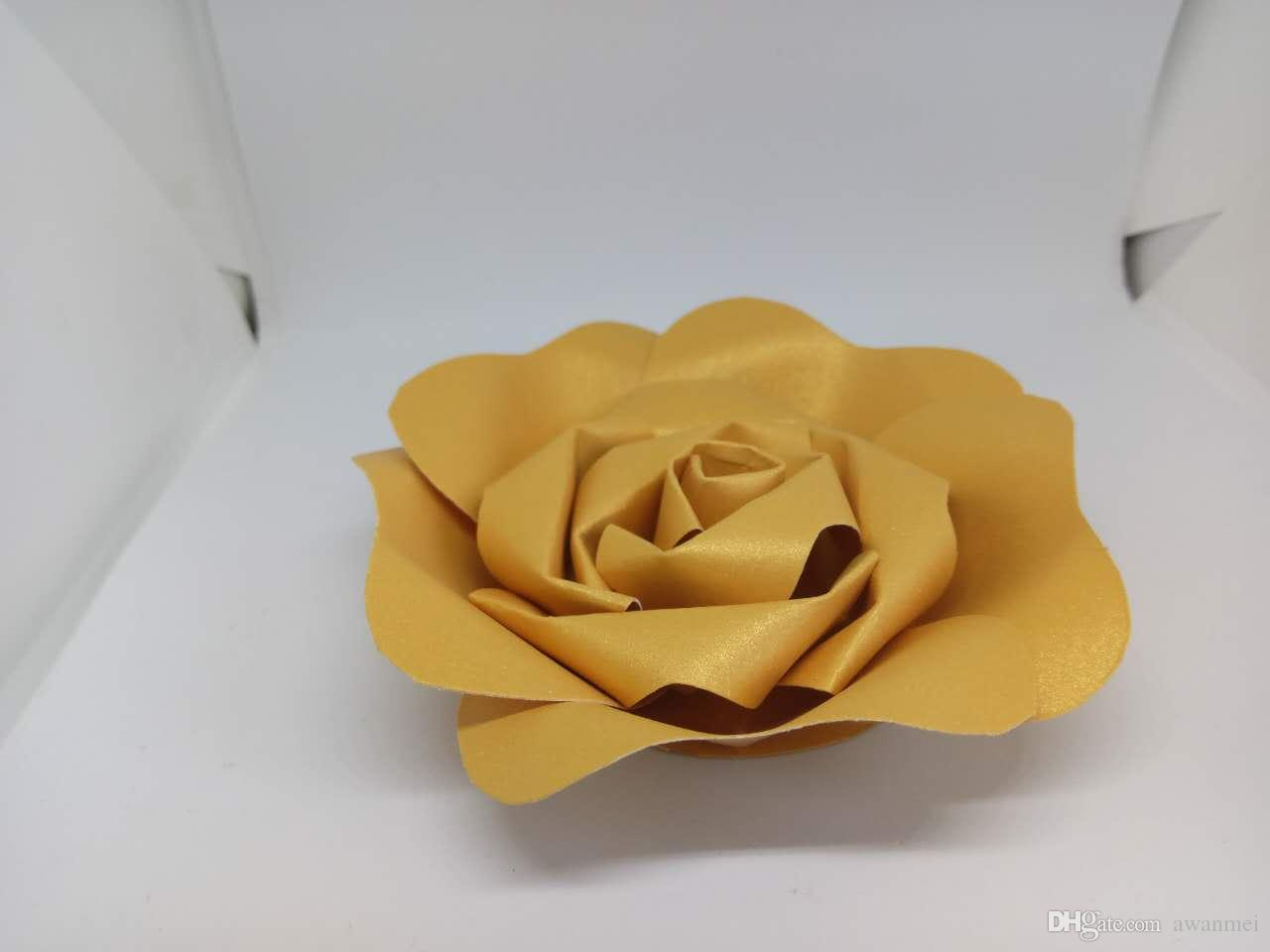 2018 holiday products paper flowers window dressing festival stage 2018 holiday products paper flowers window dressing festival stage background props flower handmade paper roses from awanmei 403 dhgate mightylinksfo