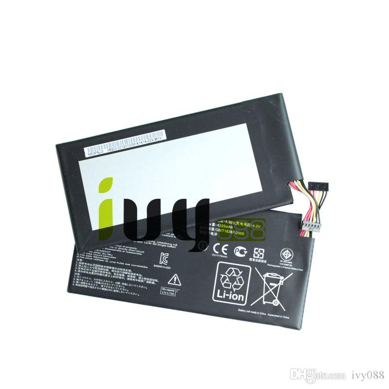 100% original 4325mah C11-ME370T C11 ME370T Battery for google ASUS nexus7 nexus 7 Tablet PC Batteries