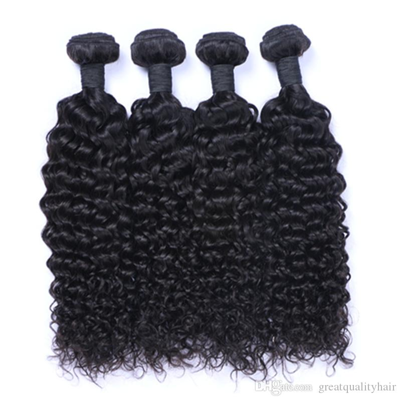 Best Quality Brazilian Hair Unprocessed Malaysian Brazilian Indian Peruvian Jerry Curly Hair Extension 3 or Human Virgin Hair Weave