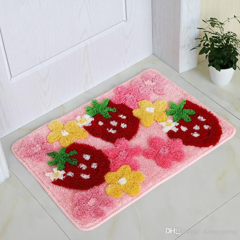 Compre alfombra de frutas alfombras de cocina de frutas - Cocinas hechas a mano ...