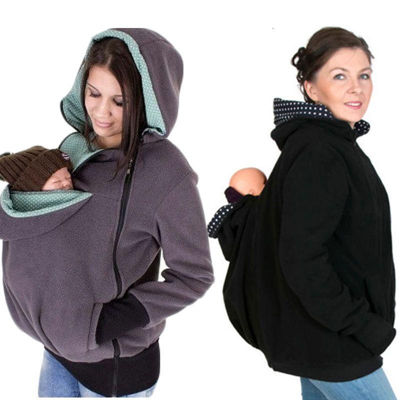 2019 Baby Carrier Cover Infant Toddlers Plus Velvet Coat For Sling