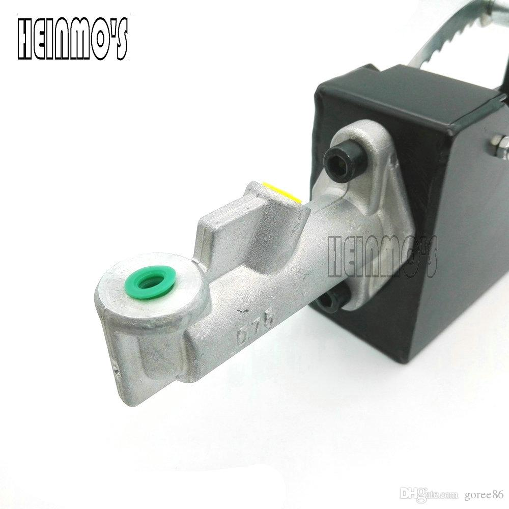 NUEVO Racing Handbrake Hydraulic Drift Hydro E-Brake Palanca Palanca de bloqueo Negro
