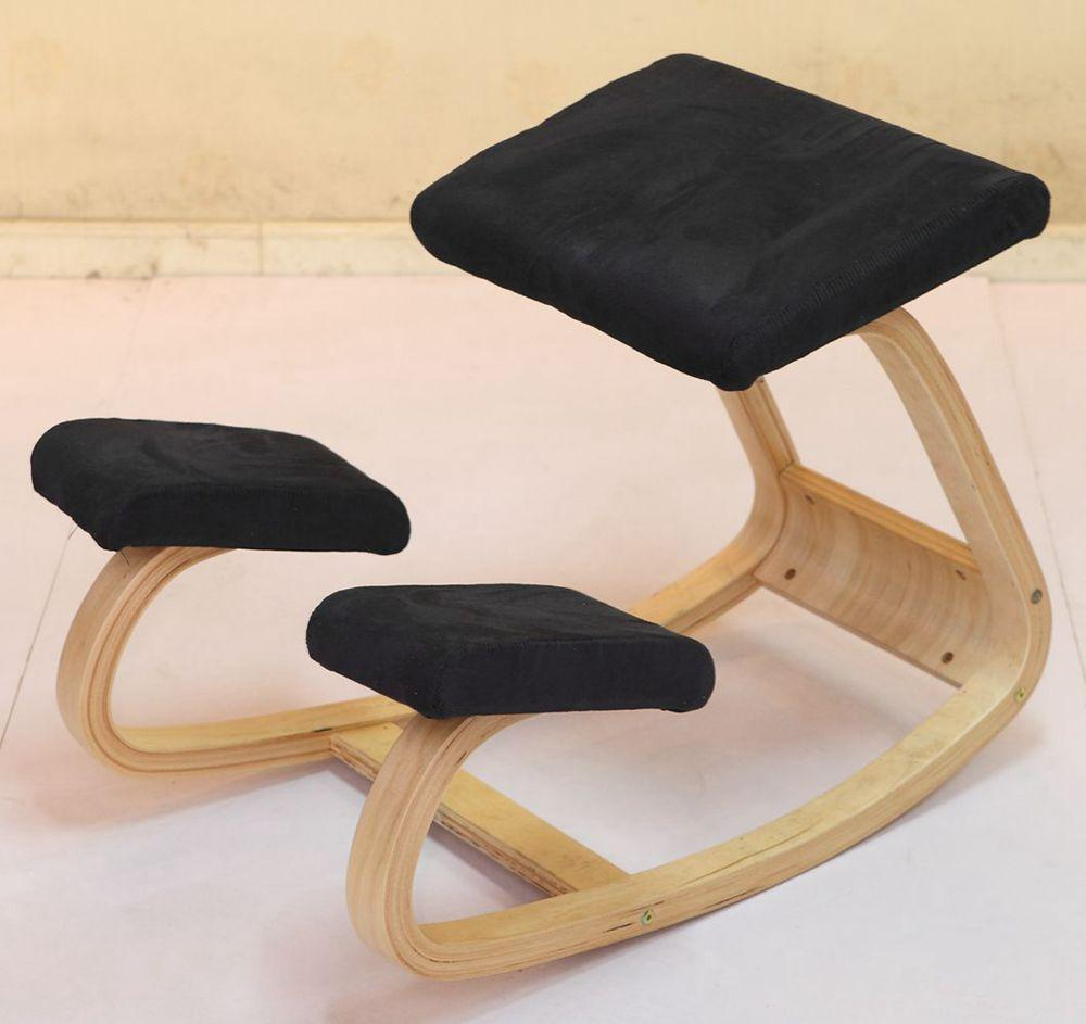2017 Original Ergonomic Kneeling Chair Stool Home Office Furniture Ergonomic Rocking Wooden Kneeling Computer Posture Chair Design From Kenna456 ... & 2017 Original Ergonomic Kneeling Chair Stool Home Office Furniture ... islam-shia.org
