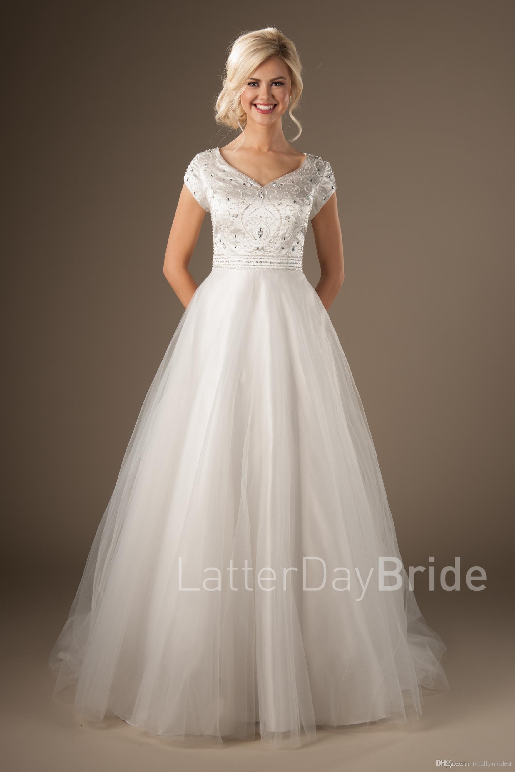 Elegant Wedding Dresses Vintage Inspired