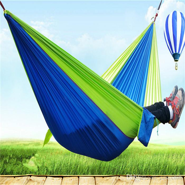 outer parachute cloth hammockoutdoor leisure bed hanging bed sleeping canvas swing hammock camping hunting mix color cheap outdoor furniture cast aluminum     outer parachute cloth hammockoutdoor leisure bed hanging bed      rh   dhgate