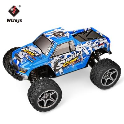 Wltoys Rc Electric Monster Truck Scale High