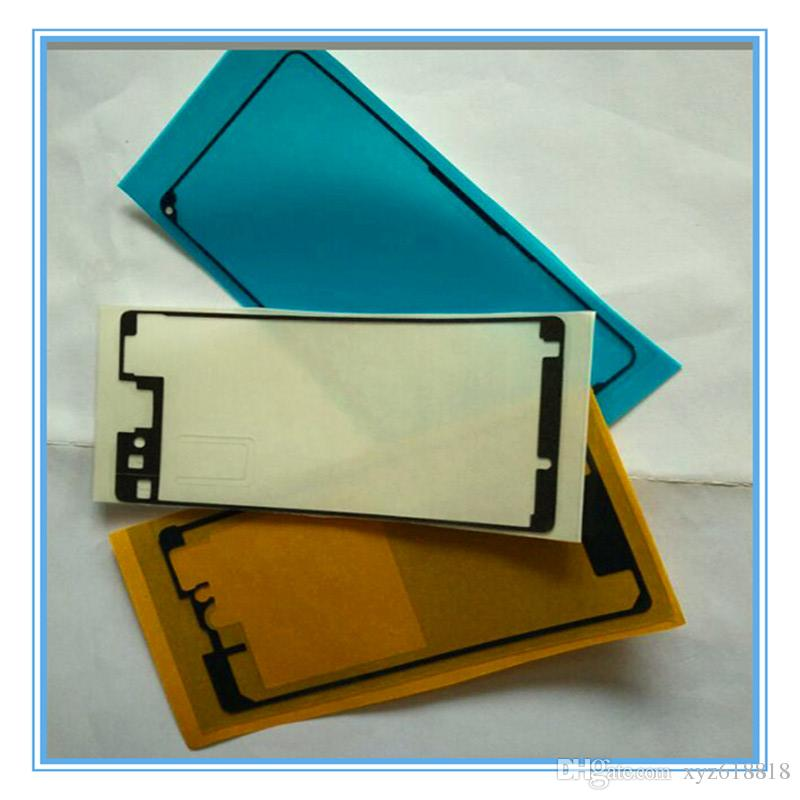 New Replacement Front Housing LCD Frame Adhesive Glue double side Sticker For Sony Xperia Z1 Compact Z1 Mini D5503