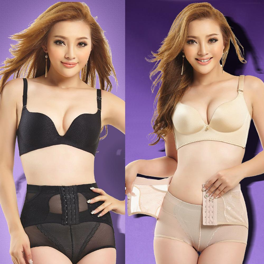 96cb4e17c Wholesale- Jumpsuit Solid Women Underwear Body Waist Abdomen ...