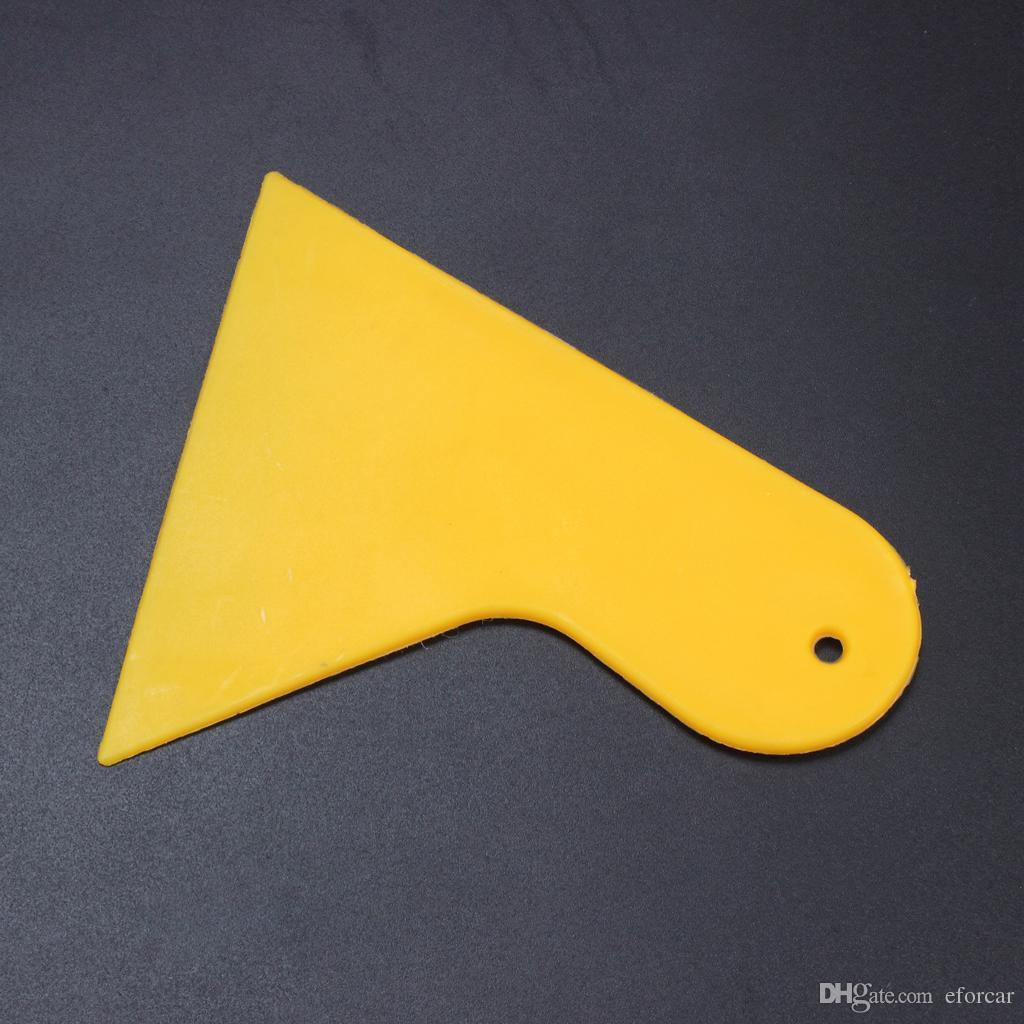 Cam Filmi Etiket Kolu Çekçek Tonu Filmi Levha Kazıyıcı Bıçak Yapıştırma Aracı Toptan