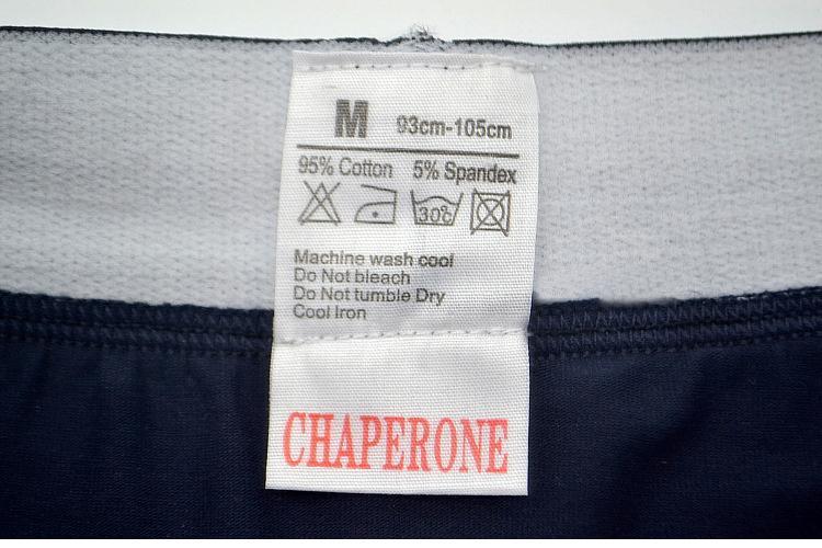 CHAPERONE mens sous-vêtements boxeurs shorts en coton sexy caleçon taille basse sous-vêtements hommes boxer pas cher sous-slip culotte slip slip homme