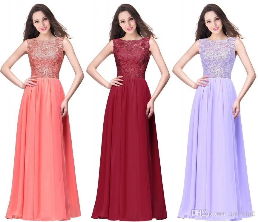 cheap coral prom dresses