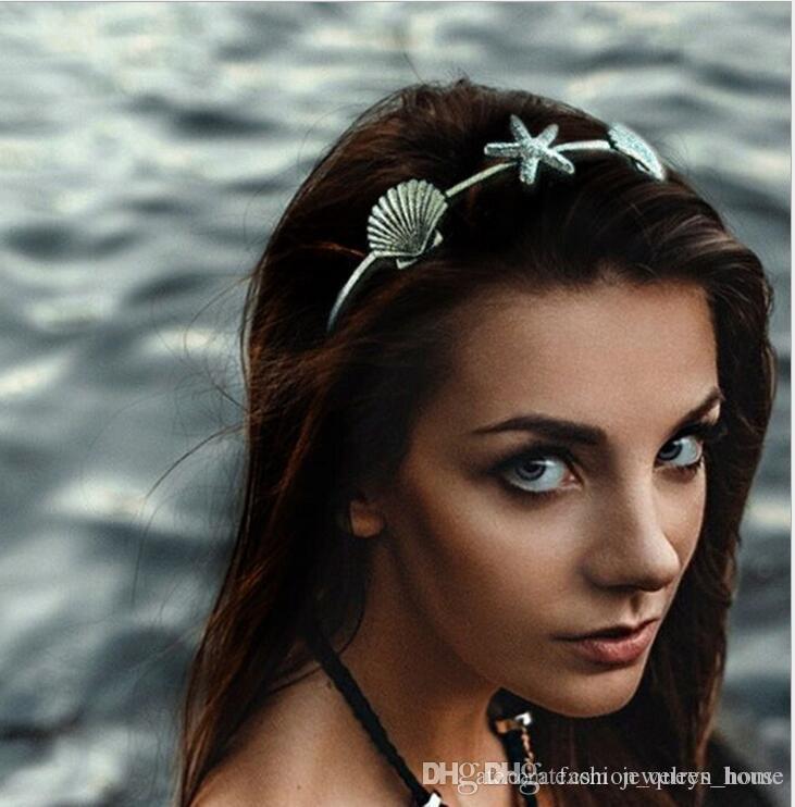 Großhandel 30 Stücke Sommer Mode Weibliche Nachahmung Perle Shell ...
