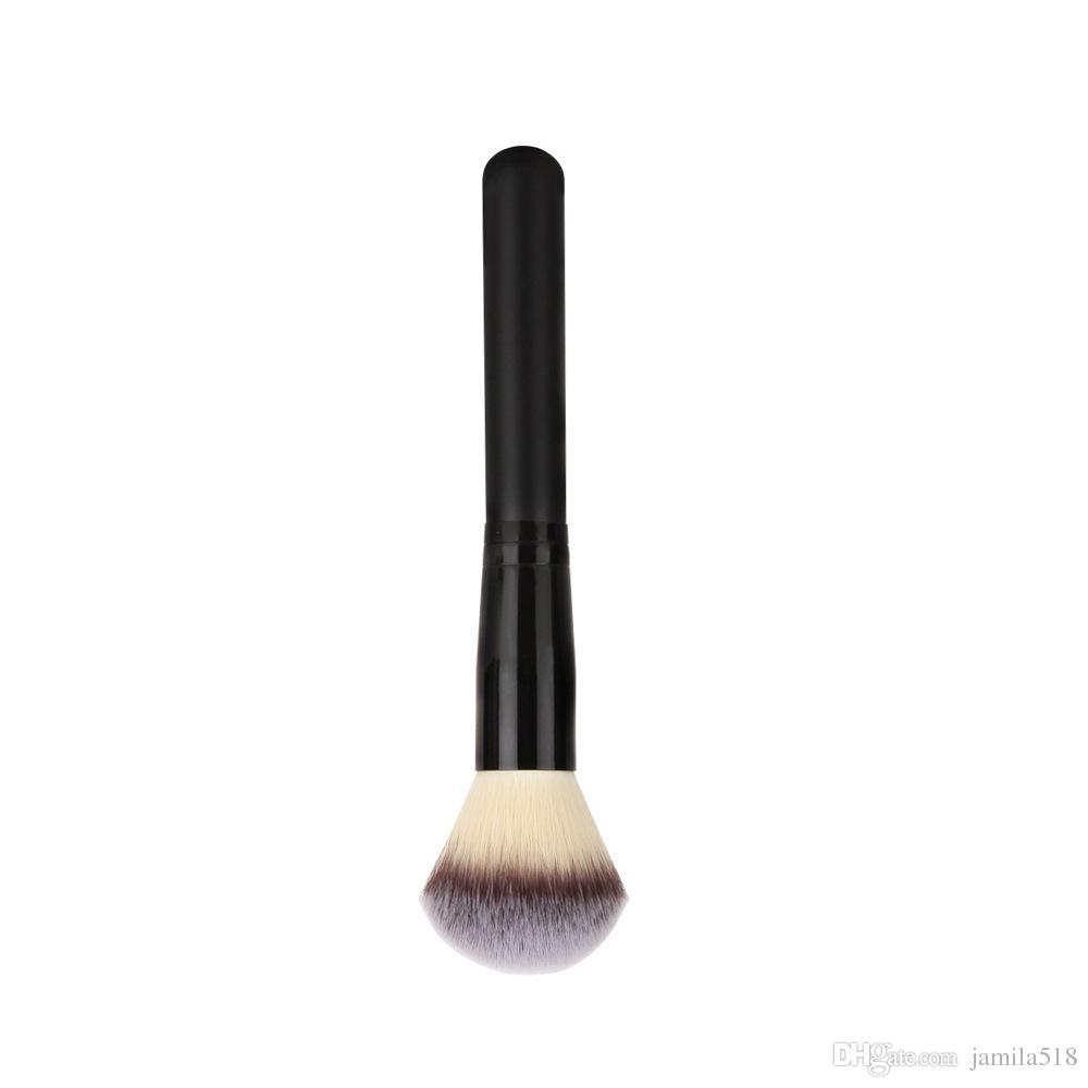 Blush Pincel de Maquiagem Sobrancelha Pó Eyeshadow Lip Brushes Cuidados Faciais Único Blush Em Pó Pintura Blush Fundação Pincel Beleza Cosmética