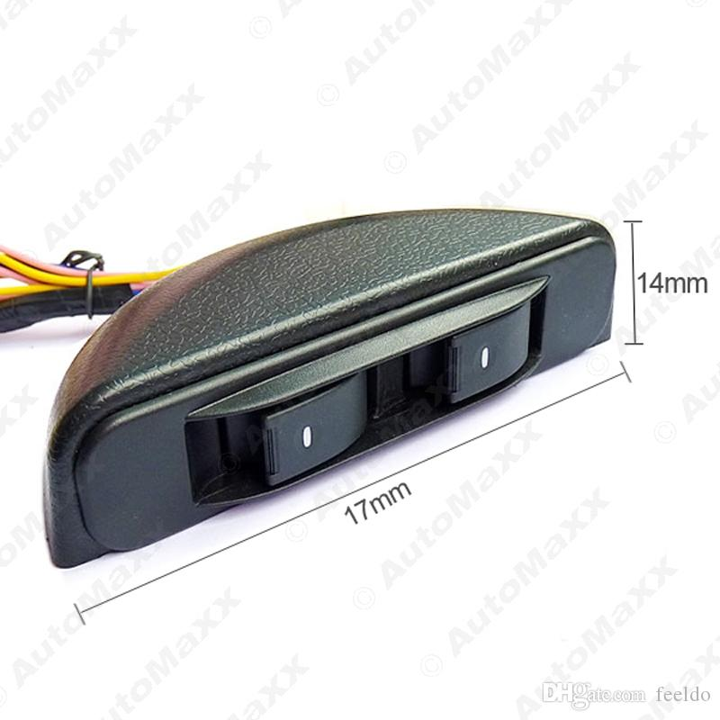 FEELDO New Universal Crescent Style Power Window Switches with ...