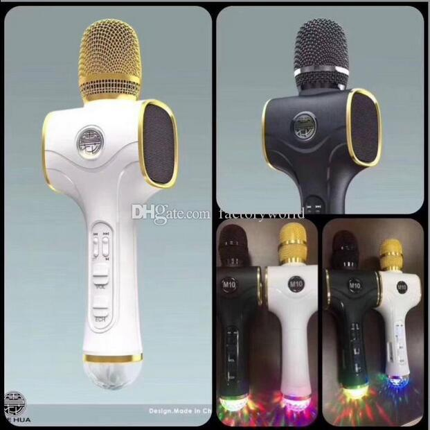 Perfect K Song M10 Bluetooth Karaoke Microphone Speaker Ktv With ...