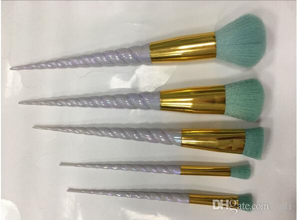 Cheap Price 2017 New Pro Makeup Cosmetic Brushes Set Powder Foundation Eyeshadow Lip Brush Tool fast shipping