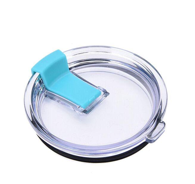 para 20 oz 30 oz respingo à prova de derramamento tampas Leakproof selo respingo assistente substituição limpar tampa tampas para Beel canecas