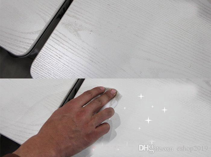 500 قطعة / الوحدة الأبيض ماجيك الميلامين الإسفنج 100 * 60 * 20 ملليمتر تنظيف ممحاة متعددة الوظائف الإسفنج دون التعبئة حقيبة أدوات التنظيف المنزلية