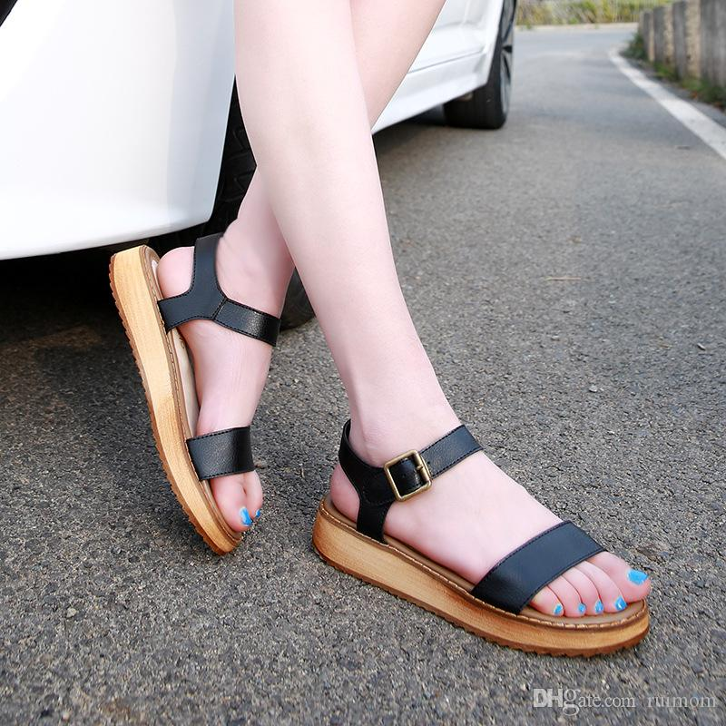 for sale cheap price purchase for sale Thick Soled Sandals and Slippers Are A Muffin Shoes cheap sale 2015 new 2014 newest sale online DMpBzM