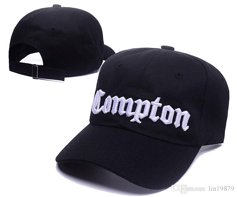 daa2ab0b Compton NWA 6 Panel Snapback Baseball Caps Strapback Gorras Brand Sport Hip  Hop Hats Casquette Bone Men Women Hats For Men Hatland From Lin19879, ...