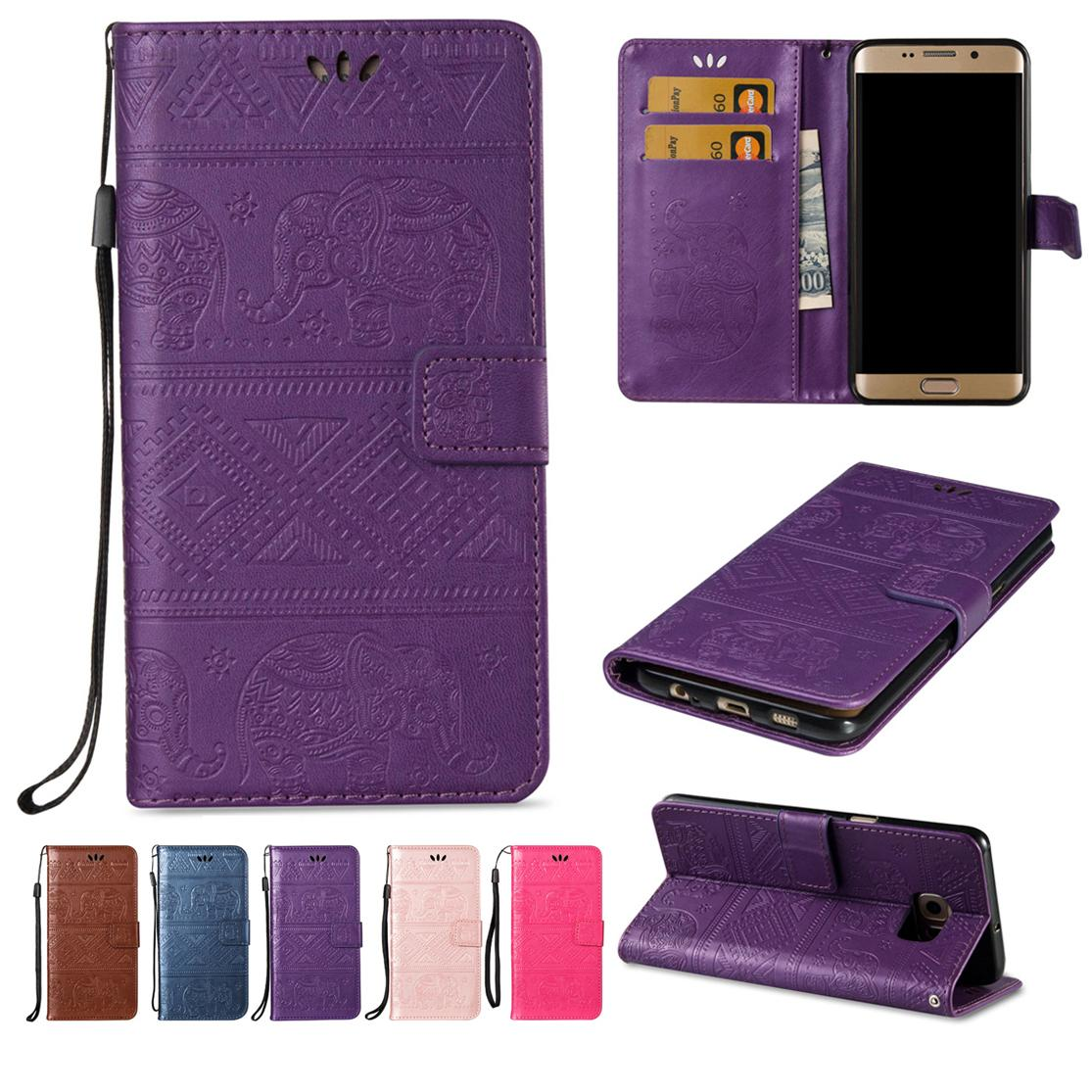 hard wallet cases for samsung galaxy s6 edge plus edge pu leatherhard wallet cases for samsung galaxy s6 edge plus edge pu leather cover with flip buckle id card holder empaistic national elephant strap customized phone