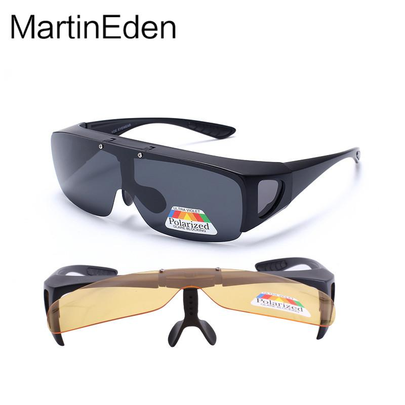 4a78c039c3 Wholesale- High Quality Fit Over Glasses Driving Sunglasses ...