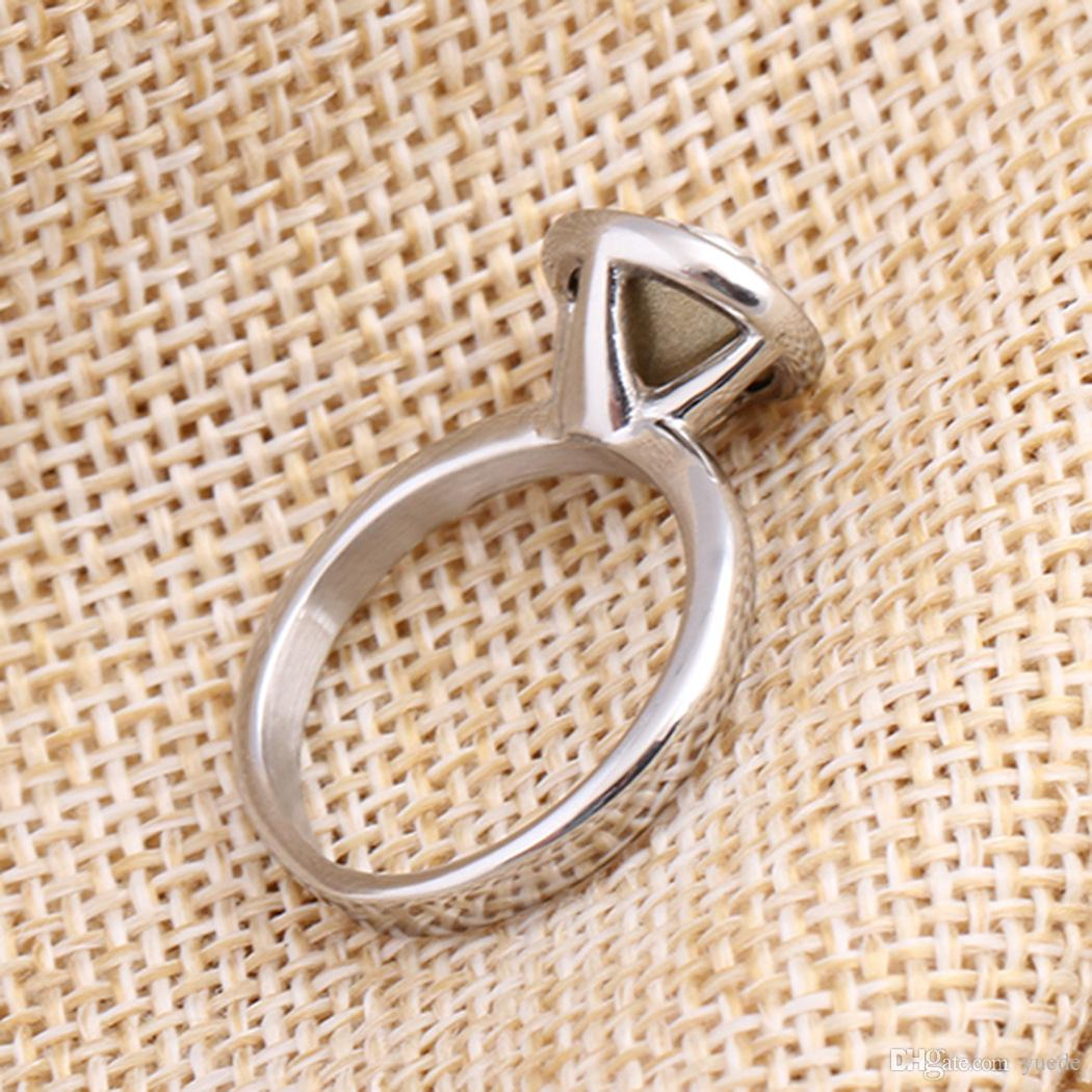 2017 بيع 3 اللون anillos 2017 الرجعية المقاوم للصدأ خواتم للمرأة اسم العلامة التجارية مجوهرات تايلاند خواتم خواتم صالح باندورا سحر