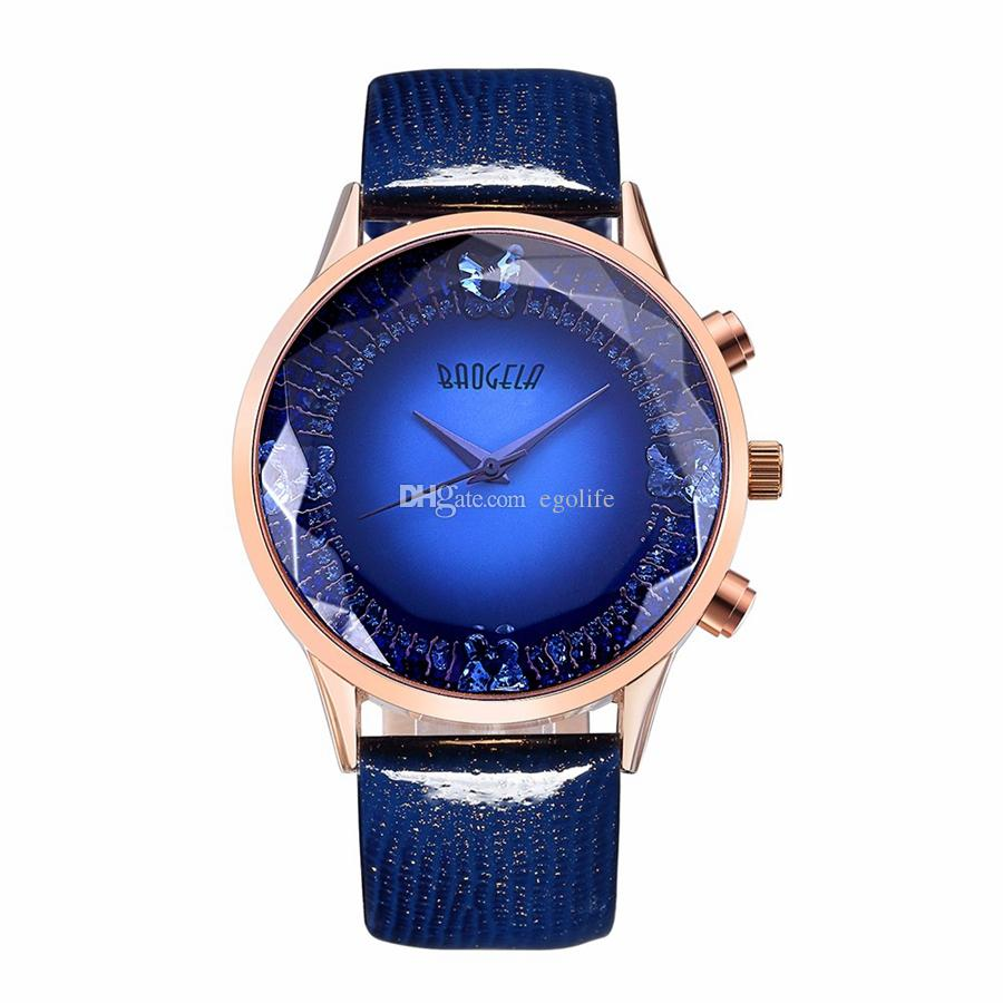 detail fashion product mirror quartz women watches rebirth female girls top wristwatch brand watch luxury